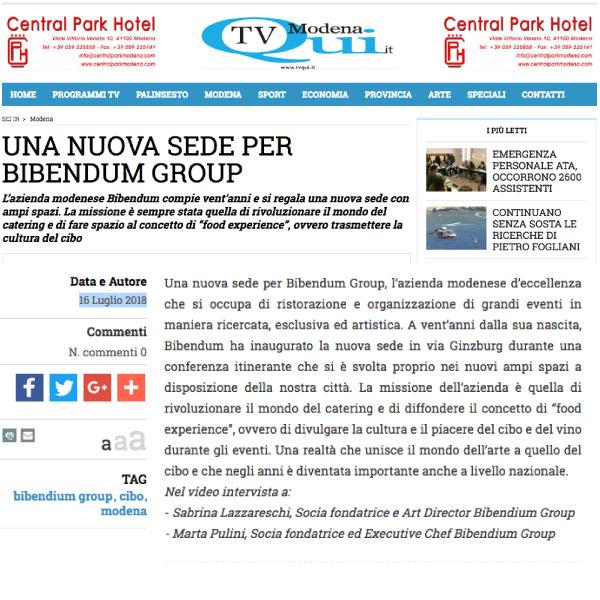 Tv Qui Modena