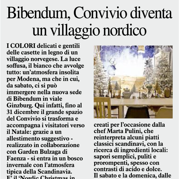 Il Resto del Carlino Modena