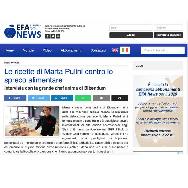 EFA News